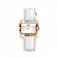 Dámské hodinky V&L VL048202 (37 mm)