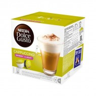 Kávové kapsle s pouzdrem Nescafé Dolce Gusto 87377 Cappuccino Light (16 uds)