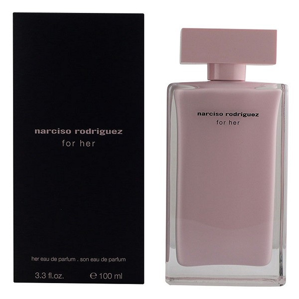 Perfumy Damskie Narciso Rodriguez For Her Narciso Rodriguez EDP - 100 ml