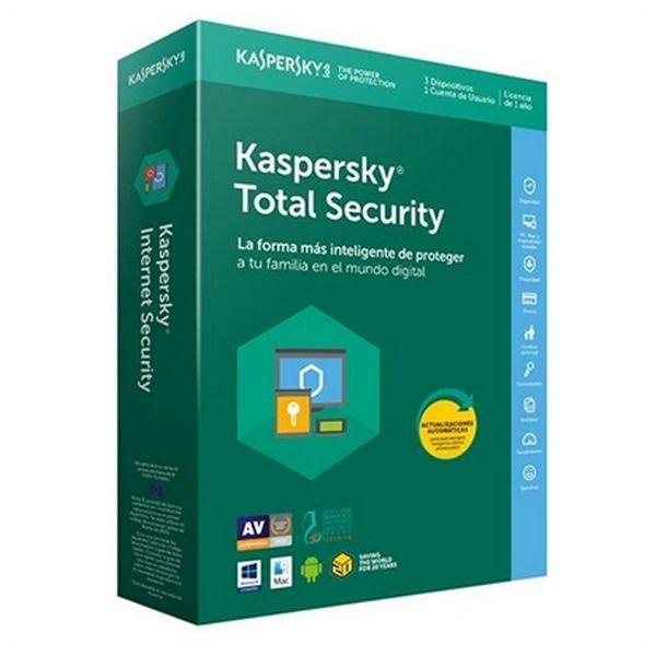 Program Antywirusowy dla Domu Kaspersky 54127 3L/1A Multi-Device