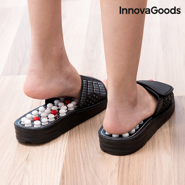 Klapki z Akupunkturą InnovaGoods - L