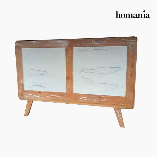 Zagłówek do łóżka Drewno mindi (160 x 3 x 110 cm) - Be Yourself Kolekcja by Homania
