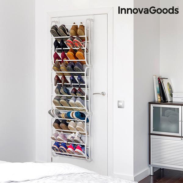Závěsný Botník na Dveře InnovaGoods (36 párů)