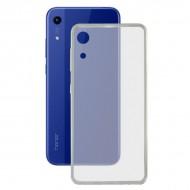 Pouzdro na mobily Honor 8a Flex TPU Transparentní