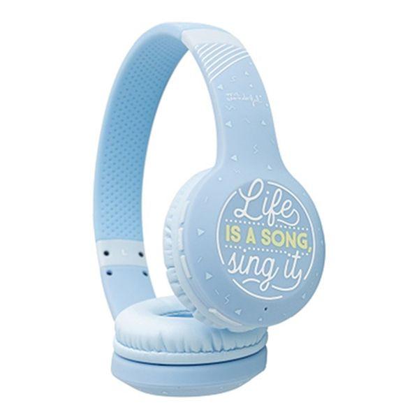 Sluchátka s Bluetooth Sing it Mr. Wonderful MRAUR003