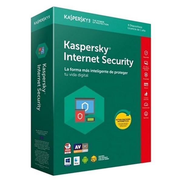 Program Antywirusowy dla Domu Kaspersky KL1941S5DFS-8 Multi-Device