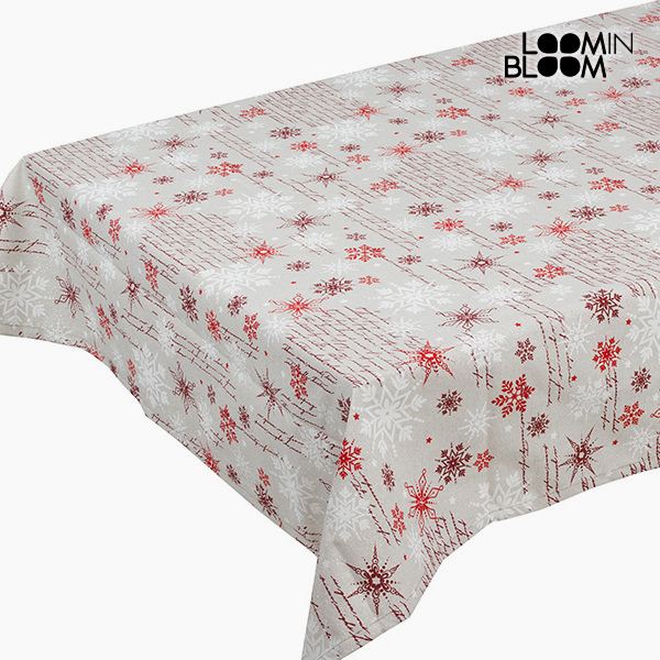 Obrus Czerwony (135 x 250 cm) by Loom In Bloom