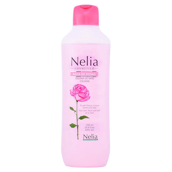 Unisex Perfume Agua De Rosas Nelia EDC - 750 ml