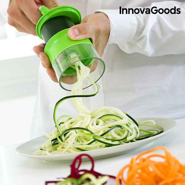 Spiralny Nóż do Warzyw Mini Spiralicer InnovaGoods