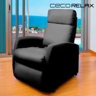 Fotoliu Relax cu Masaj Cecorelax Compact 6021
