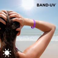 Bransoletka Wykrywajca Promienie UVA Band-UV