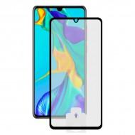 Kryt displeje mobilu z tvrzeného skla Huawei P30 Lite Černý