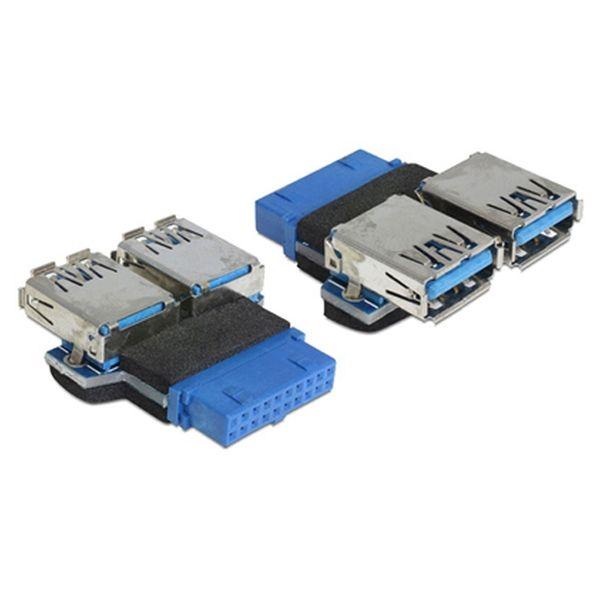Adapter USB na Port Równoległy DELOCK 65324