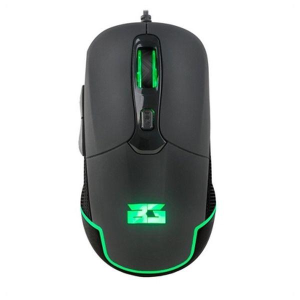 Myszka Gaming z LED BG BGHELLCAT 4800 dpi Czarny