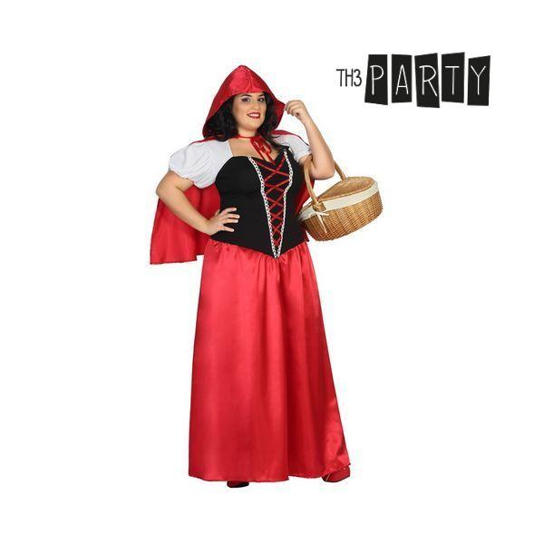 Kostým pro dospělé Th3 Party Červená karkulka - XXL