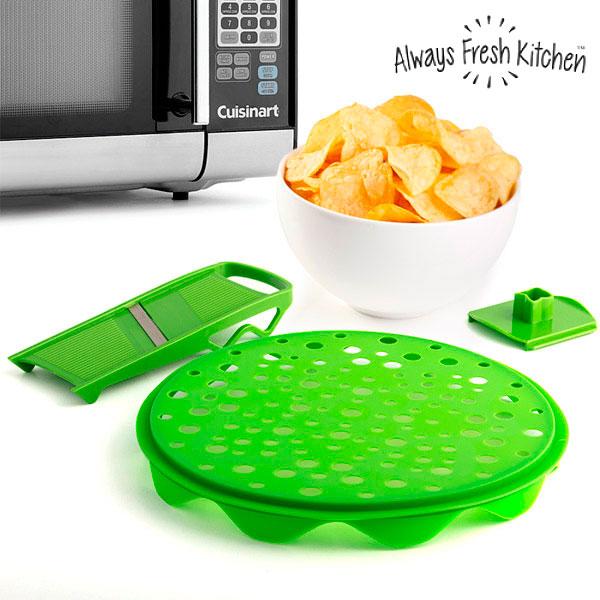 Zestaw do Robienia Frytek Crispy Crisp+
