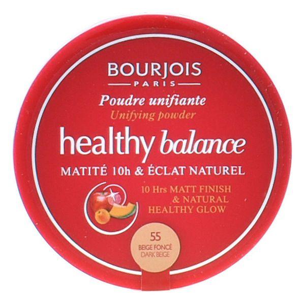 Pudr pro péči o obličej Bourjois 5524