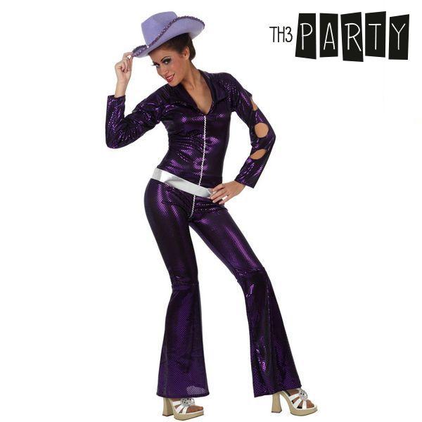 Kostium dla Dorosłych Th3 Party Disco - XL