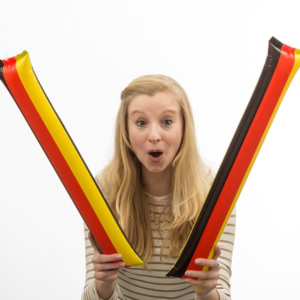 Bam Bam Tyče s Německou Vlajkou