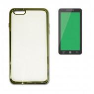 Torba iPhone 6 Plus Ref. 122757 TPU Złoty