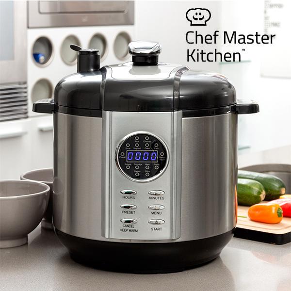 Pomalý Hrnec Smart Pressure Cooker