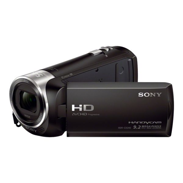Kamera Wideo Sony HDR-CX240E Handycam Full HD Czarny