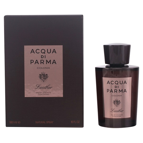 Perfumy Męskie Leather Acqua Di Parma EDC concentrée - 180 ml