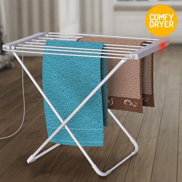 Elektrický sušák na prádlo Comfy Dryer (6 tyčí)