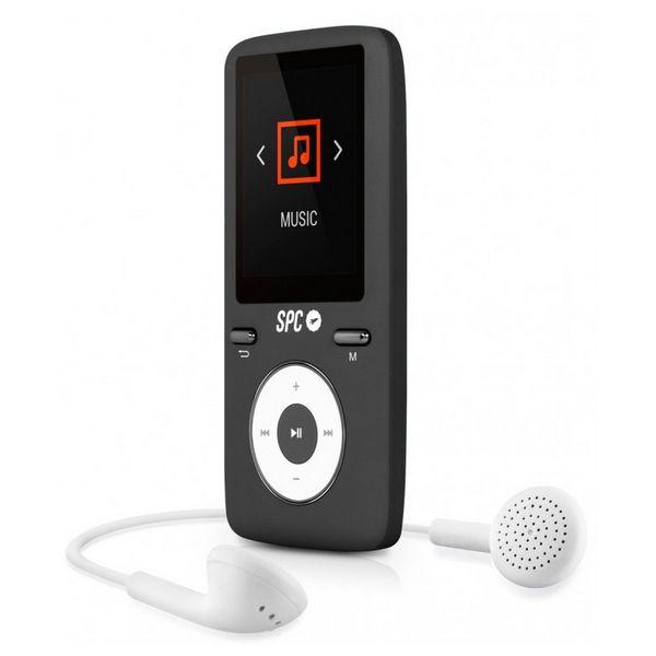 Odtwarzacz MP4 SPC Pure Sound Colour 2 8 GB Czarny