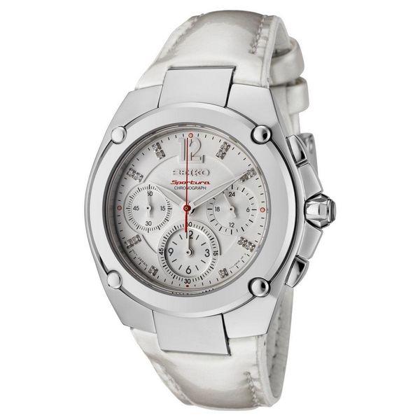 Dámské hodinky Seiko SRW897P1 (40 mm)