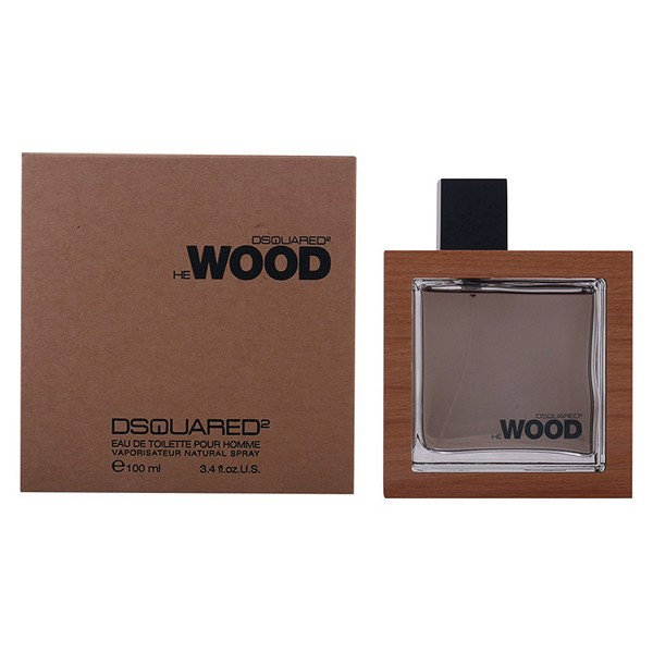 Perfumy Męskie He Wood Dsquared2 EDT - 50 ml