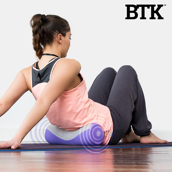 Masażer Vibro Yoga Roll BTK