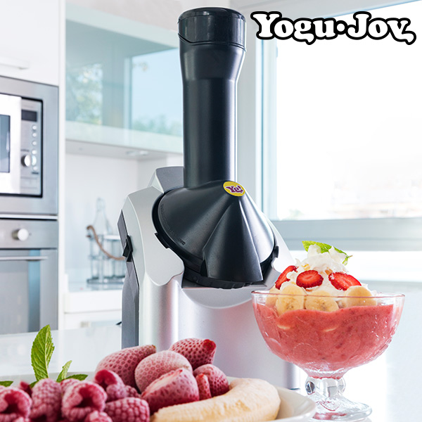 Yogu Joy na Přípravu Krémové Zmrzliny