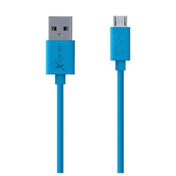 Kabel USB do Micro USB Ref. 101288 Niebieski