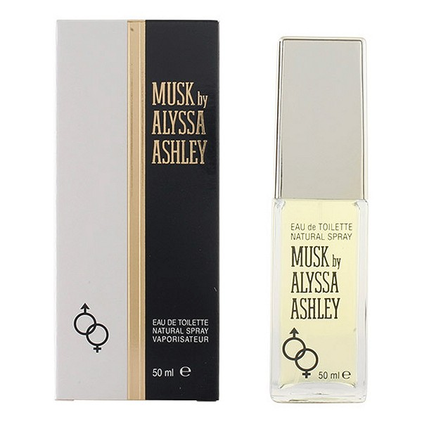 Women's Perfume Musk Alyssa Ashley EDT - 100 ml