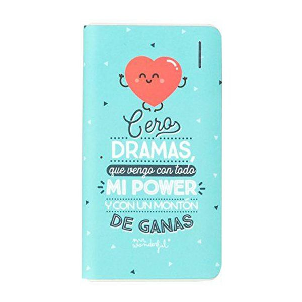 Powerbanka Mr. Wonderful MRPWB014 6000 mAh