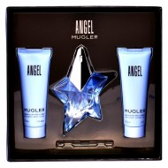 Souprava sdámským parfémem Angel Star Thierry Mugler (3 pcs)