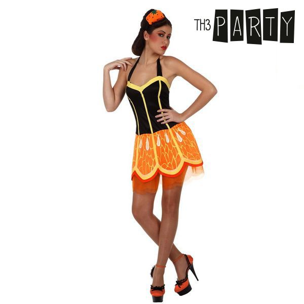 Kostium dla Dorosłych Th3 Party 5183 Pomarańczowy