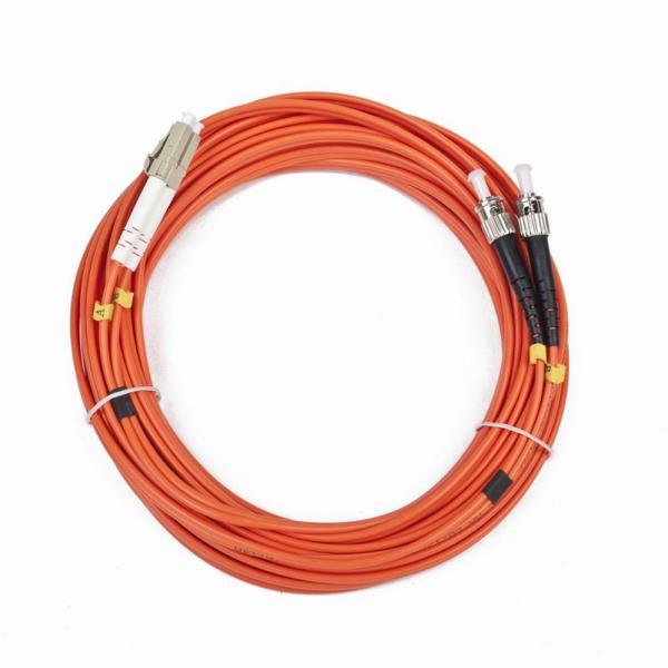 Kabel światłowodowy Duplex Multimodo iggual IGG311561 LC / ST 10 m