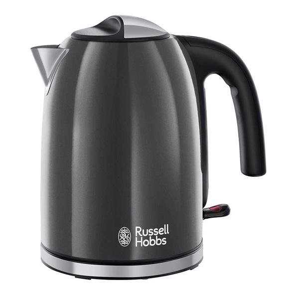 Konvice Russell Hobbs 222221 2400W 1,7 L Šedý Černý