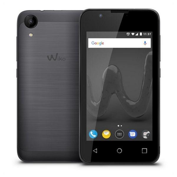 Mobilní Telefon WIKO MOBILE SUNNY2BLACK 8 GB Bluetooth Černý