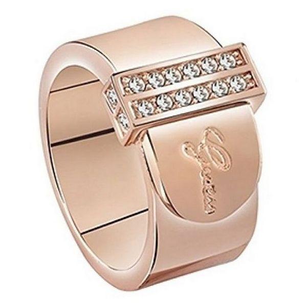 Dámský prsten Guess UBR28513-56 (17,83 mm)