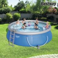Kulatý Bazén s Filtrací Bestway BW57289