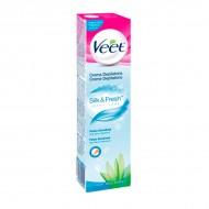 Depilační Krém pro Citlivou Pokožku Veet 200 ml