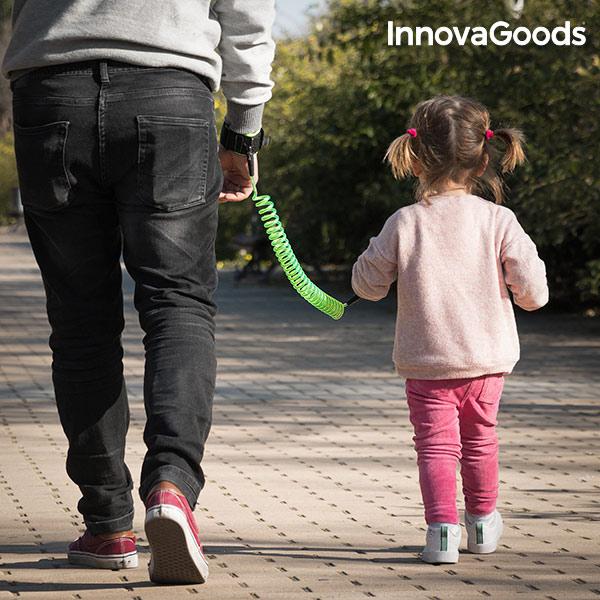 Dětské Bezpečnostní Vodítko s Náramkem InnovaGoods