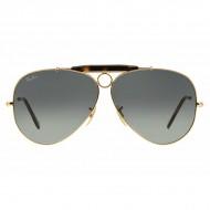 Unisex slnečné okuliare Ray-Ban RB3138 181/71 (62 mm)