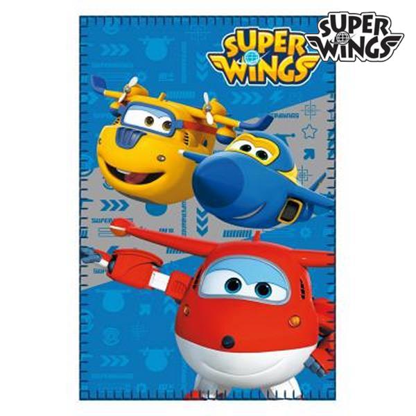 Flaušová deka Super Wings 587