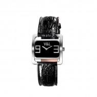 Dámské hodinky V&L VL048601 (34 mm)