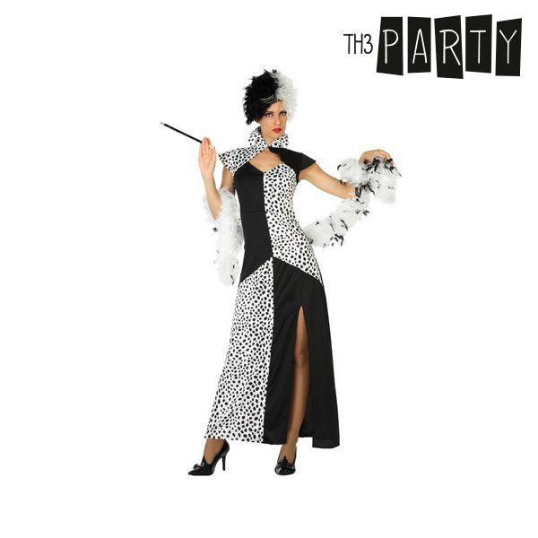 Kostým pro dospělé Th3 Party Cruella de vil - XS/S