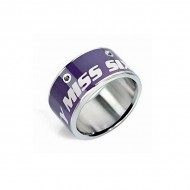 Dámsky prsteň Miss Sixty SMGQ080-14 (17,1 mm)
